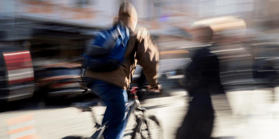 San Francisco Bicycle Versus Pedestrian Accident Lawyer